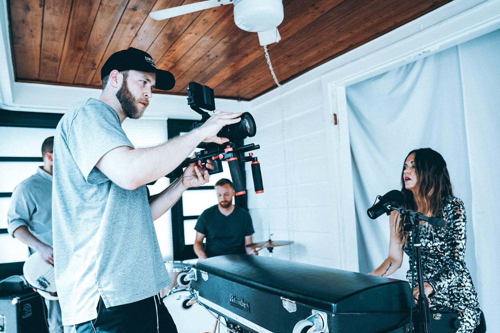 Foto-Presets für Film- und Action-Looks (Lightroom, Camera Raw)