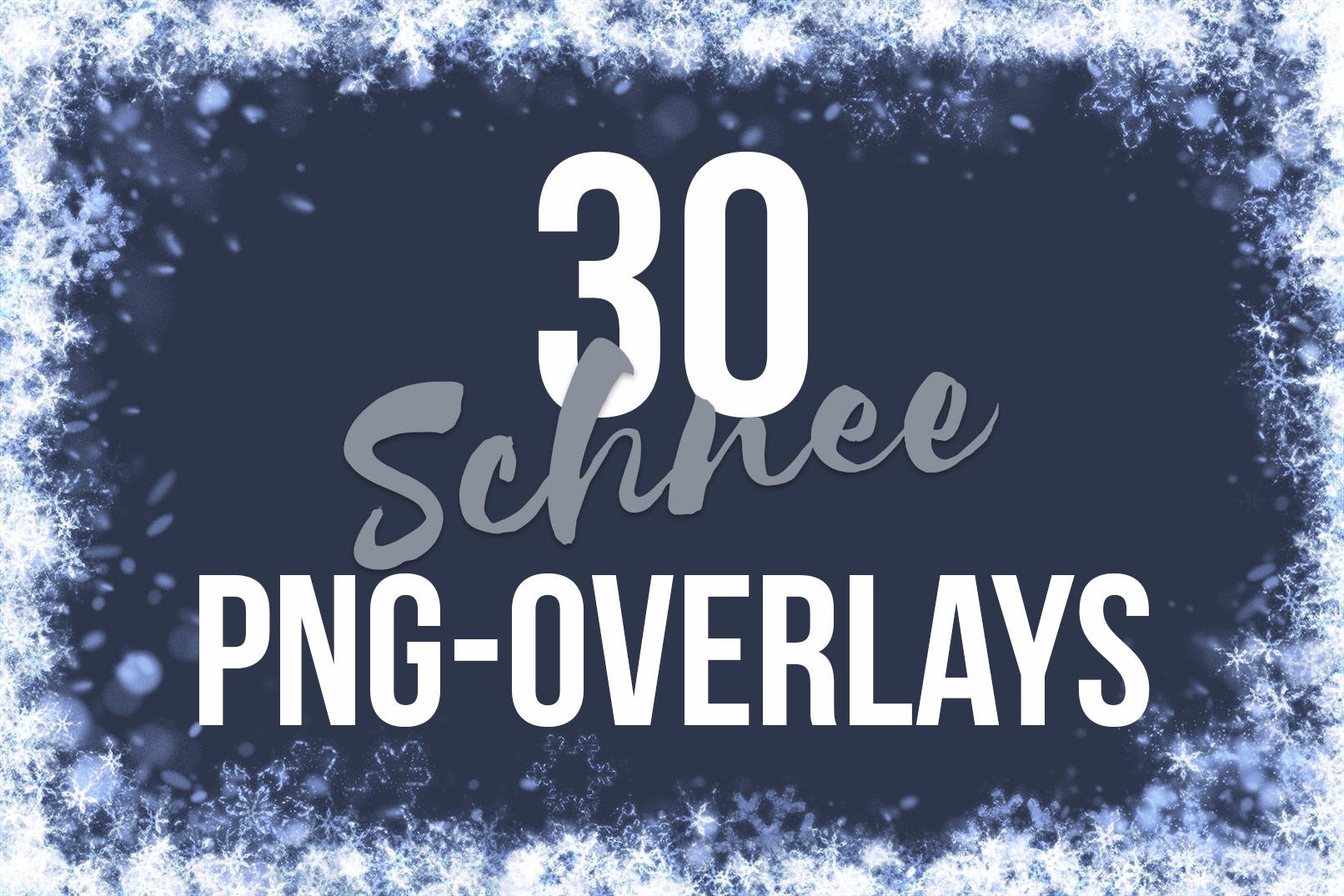 Schriftzug mit einem Bilderrahmen mit Schneeflocken und Eiskristallen für Weihnachten und Winter