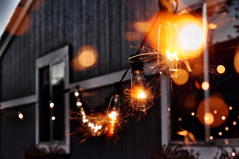 Sparkles, Bokehs und Funken-Bilder für Lichteffekte in Photoshop & Co
